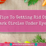 reduce dark circles under eyes
