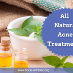 organic face acne treatment